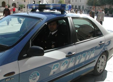 polizia mt auto